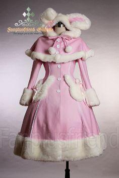 9201855d9fd9d Lolita Coat  jizz  Miss Bunny