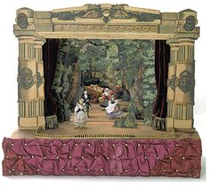 victorian puppet theatre
