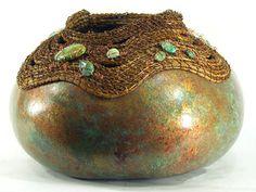 *Fine Gourd Art by Judy Richie