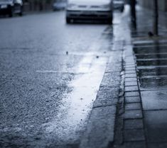 london rain by Heike K.