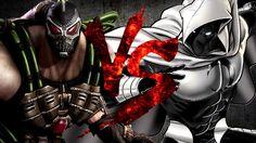 Бэйн VS Лунный Рыцарь [Bifrost Fight Club 3.0]