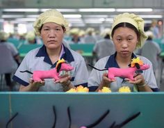 Chinese Factory Workers Reveal the REAL Toy Story - My Modern Metropolis