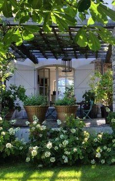 schöne Idee für die Terrasse