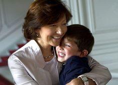 Hugs for her son, Prince Nikolai Prince Felix Of Denmark, Princess Alexandra Of Denmark, Alexandra Manley, Danish Prince, Danish Royalty, Edit My Photo, Danish Royal Family, Royal House, Family Goals