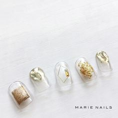 nail tips design Link French Nails, Aloha Nails, Feather Nails, Abstract Nail Art, Nailart, Bridal Nails, Gel Nail Designs, Artificial Nails, Perfect Nails