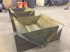 A collapsible fire pit for my parents camping adventures! Chiminea Fire Pit, Rim Fire Pit, Fire Pit Bbq, Metal Fire Pit, Wood Burning Fire Pit, Fire Pit Backyard, Outside Grill, Outside Fire Pits, Fire Pit Target