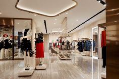 Ellassay flagship store by Stefano Tordiglione Design, Shenyang – China » Retail Design Blog