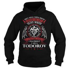 TODOROV Good Heart - Last Name, Surname TShirts