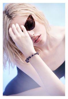 { Cora Keegan for BlackLOG } #fashion