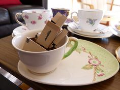 Danbo and the Teacup: a short photographic story! by clarehudson0419, via Flickr