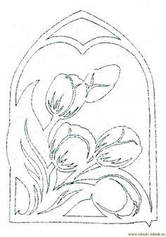 spring stencils to print