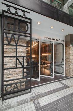 550 best shop front design images in 2019 Shop Interior Design, Retail Design, Store Design, Restaurant Facade, Restaurant Design, Coffee Shop, Shop Facade, Design Food, Shop House Plans
