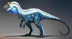 Search 'Davesrightmind ark' on DeviantArt - Discover The Largest Online Art Gallery and Community Blue Jurassic World, Jurassic World Dinosaurs, Dinosaur Drawing, Dinosaur Art, Mythical Creatures Art, Prehistoric Creatures, Fantasy Monster, Monster Art, Creature Concept Art