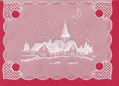 PERGAMANO - carte en pergamano… - Carte de Noêl en… - cartes en pergamano… - Le Petit Monde De Souris