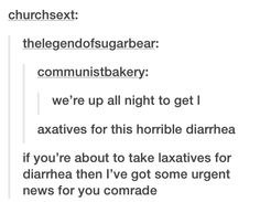 Could you define the laxatives you want