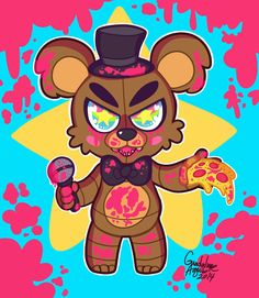 Welcome to Freddy Fazbear's Pizza, a magical place for kids and grown-ups alike, where fantasy and fun come to life.