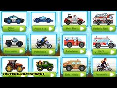 Emergency Car Racing Hero Android Gameplay - Racing Cars Game for Kids Ep 8a - YouTube