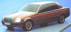 OG   1995 Mercedes-Benz E-Class - W210   Scale mock-up