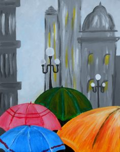 The Street Crowd: Paint it at Pinot's Palette! #girlsnightout #acrylicpainting #diydecor #pickacolor #paintingforbeginners