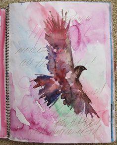 journal page by Lynnda Tenpenny