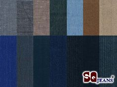 Introducing new colors. Visit us on http://www.sqjeans.com/