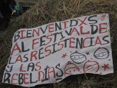Xochicuautla: abre el Primer Festival Mundial de Resistencias y Rebeldías contra el capitalismo