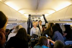 Photo Hillary Clinton greeted members of the information media on her new constitution aircraft on her option to Cleveland on Monday. Credit Sam Hodgson for The New York Times The presidential candidates and their surrogates deliberate a blitz of exercise on Labor Day, with Hillary Clinton returning to the marketing campaign path after a future […]