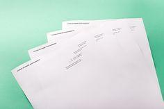 Corporate Design, Briefpapier gooder-studio.com
