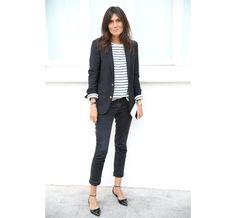 La rédactrice en chef de Vogue Paris, Emmanuelle Alt http://www.vogue.fr/defiles/street-looks/diaporama/street-looks-a-la-fashion-week-printemps-ete-2014-de-milan-jour-3/15332/image/842805#!la-redactrice-en-chef-de-vogue-paris-emmanuelle-alt