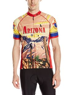Canari Mens Arizona Jersey Multicolor XXLarge >>> Details can be found by clicking on the image. (Note:Amazon affiliate link)