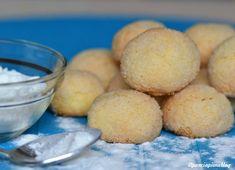 Deliziosi biscottini ideali per chi è intollerante al glutine, semplici da realizzare e davvero golosi,da provare!