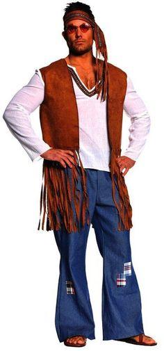 Costumes! 1970 Isle of Wright Music Festival UK Hippie Costume Set Ad xxlarge #UR #PantsSet