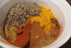 Make and share this Tandoori Masala (Spice Mix) recipe from Genius Kitchen. Homemade Spices, Homemade Seasonings, Spice Blends, Spice Mixes, Tandoori Spice Mix Recipe, Tandoori Paste Recipe, Tandoori Masala Recipe, Tandori Chicken, Masala Spice