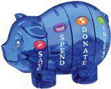 Money Savvy Pig – Blue