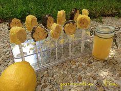 Sucettes de crêpes au lemon curd - Les gourmandises de  Némo Nemo, Galette, Firewood, Dessert, Texture, Food, Popsicles, Sweet Treats, Home