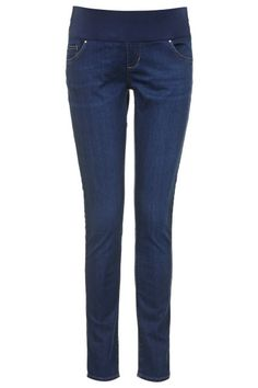 MOTO Blue Leigh Jeans, £38 | Topshop