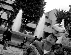 """Check out new work on my @Behance portfolio: """"Freestyle Soccer B/W Analog Photo"""" http://be.net/gallery/32453519/Freestyle-Soccer-BW-Analog-Photo"""