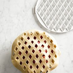 Williams-Sonoma Lattice Piecrust Cutter #williamssonoma