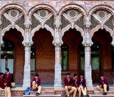 Aitchison College Lahore, Pakistan.