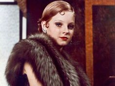Jodie Foster in Bugsy Malone directed by Alan Parker, 1976 Jodie Foster, Taxi Driver 1976, The Fosters, Alan Parker, Scott Baio, Lead Lady, Bridal Outfits, Great Movies, Beautiful Actresses