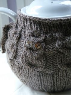 Ravelry: Project Gallery for Tea Mitten pattern by Elisabeth Kleven