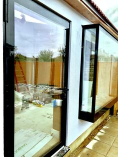 Black Windows, Extension Ideas, Glass Boxes, Extensions, House Plans, Display, Floor Space, Home Plans, Billboard