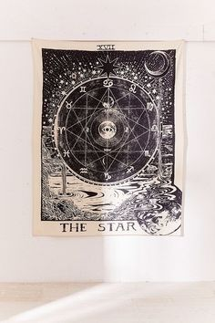 Tarot Tapestry   Urban Outfitters