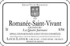 Grand Cru Burgundy Romanee Conti wine labels - Bing images