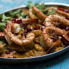 Ina Paarman | Prawn Curry Curry Recipes, My Recipes, Cooking Recipes, Seafood Dishes, Seafood Recipes, Butter Chicken Sauce, Masala Spice, Prawn Curry, Prawn Shrimp