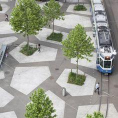 The Swiss Touch in Landscape Architecture — Dipartimento di Arti - visive, performative, mediali