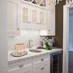 butler's pantry pass through to kitchen