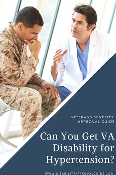 If you have hypertension (high blood pressure) and were honorably discharged after completing military service, here's how to file a VA disability for hypertension claim. Military Girlfriend, Military Love, Military Spouse, Military Veterans, Military Service, Va Disability Benefits, Va Benefits, Disabled Veterans Benefits, Military Benefits
