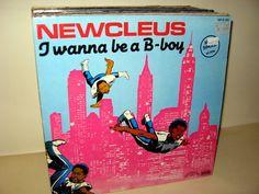 Newcleus - I Wanna Be A B-Boy
