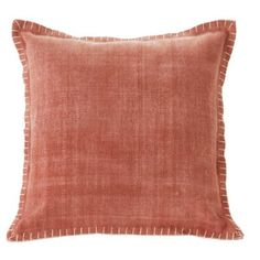 FLOOR CUSHION | red | Cranmore Home